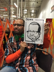 Fort Mill Caricatures